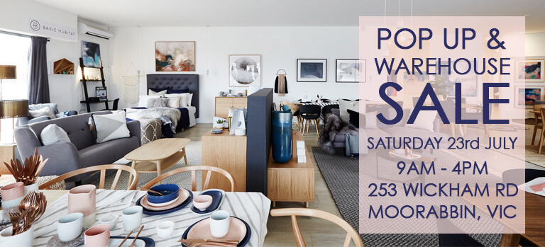 united interiors grand opening showroom pop up warehouse sale dani wales basic habitat nectar and stone alisa lysandra james treble