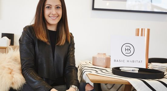 Basic Habitat x United Interiors Shop-In-Shop (Curated by Dani Wales)