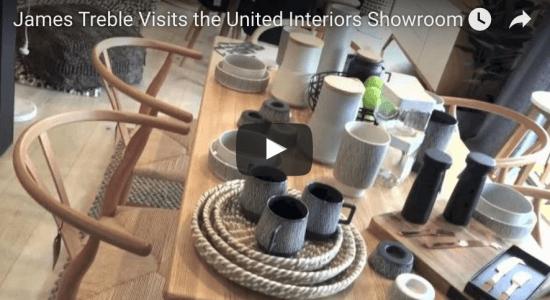 James Treble's United Interiors Showroom Tour