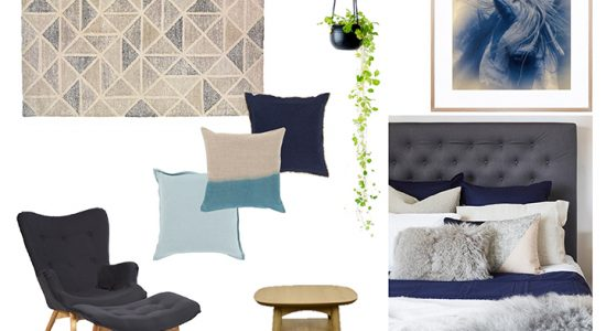 Styling Tips For a Bedroom Makeover