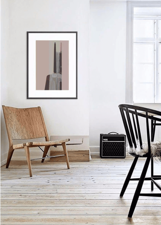 paul fleetham united interiors graphic artist