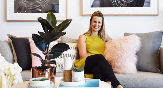 Showroom Styling: Melissa Lunardon Interior Stylist