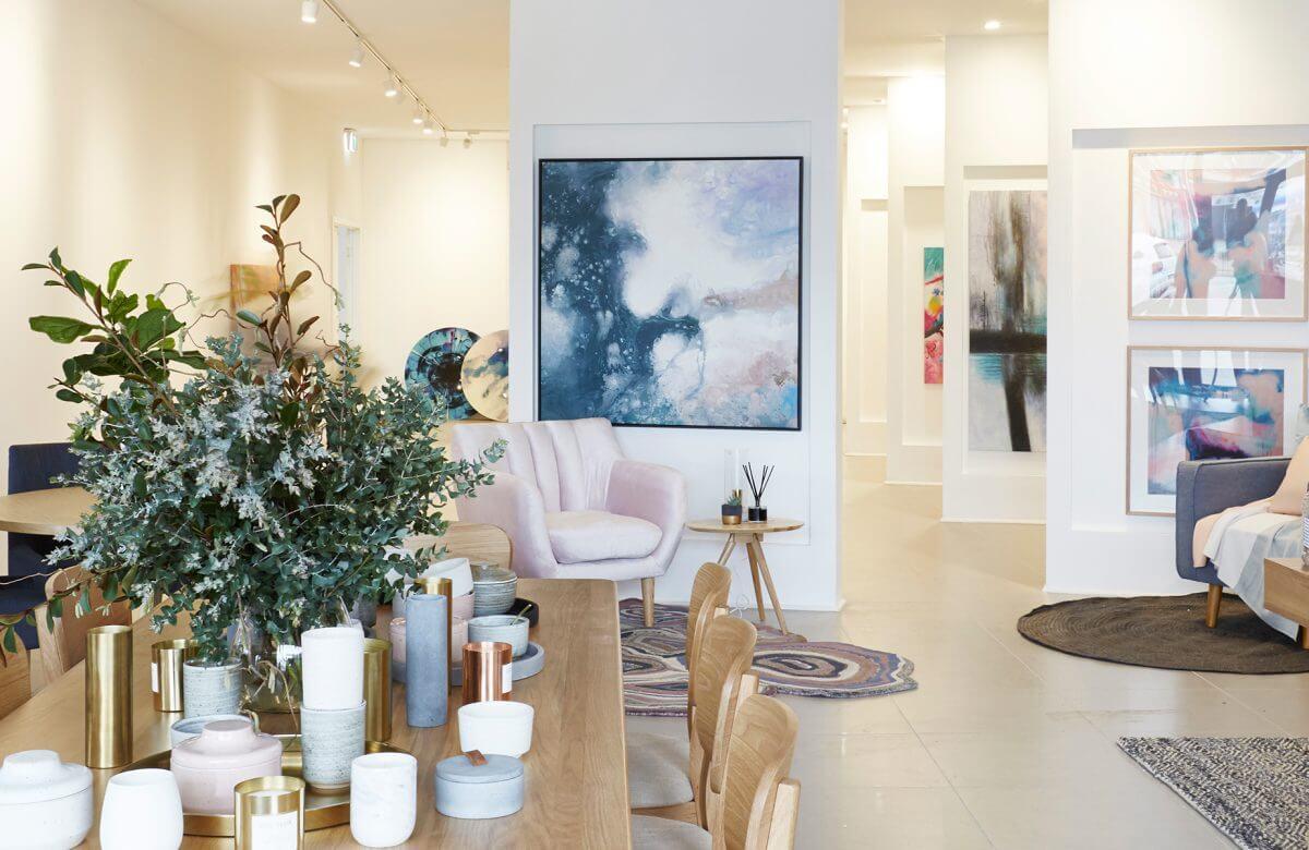 united interiors showroom