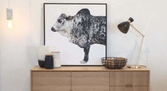 Tips for Displaying Canvas Art Without Nails