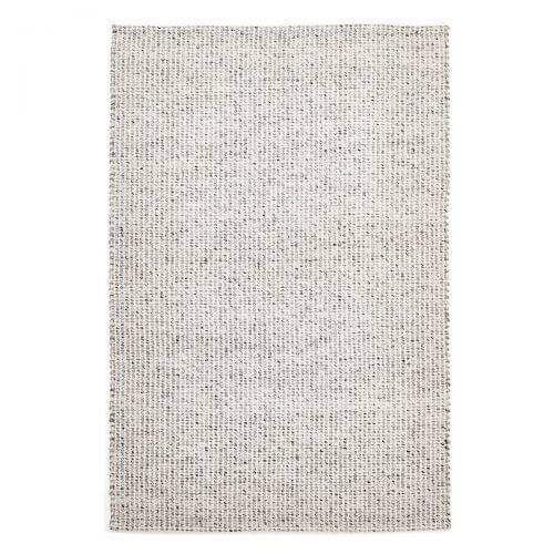 Scandinavian grey white rug rug space subtle tones