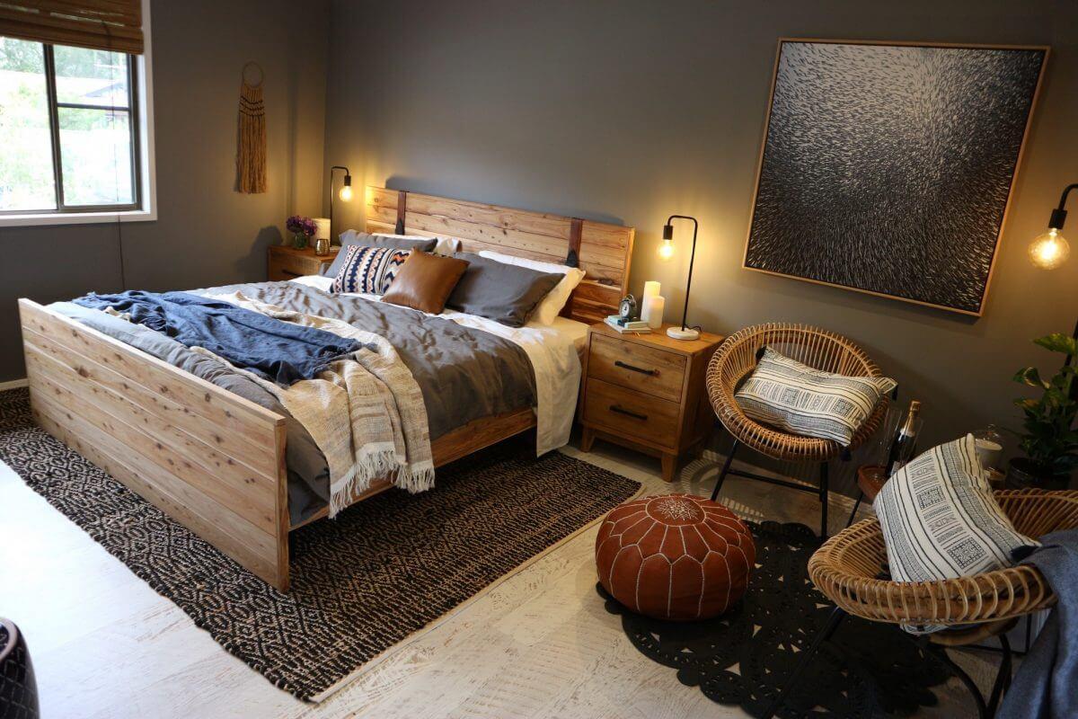 bedroom artwork james treble