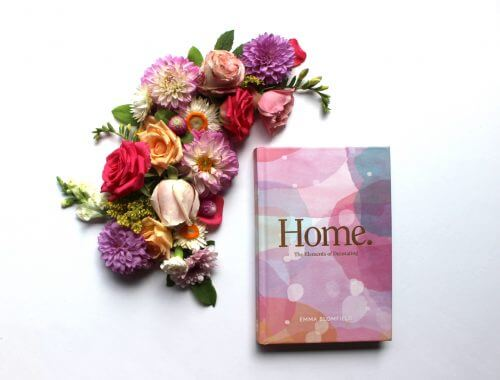 Emma Blomfield Book signing tour united interiors home the elements of decorating melbourne