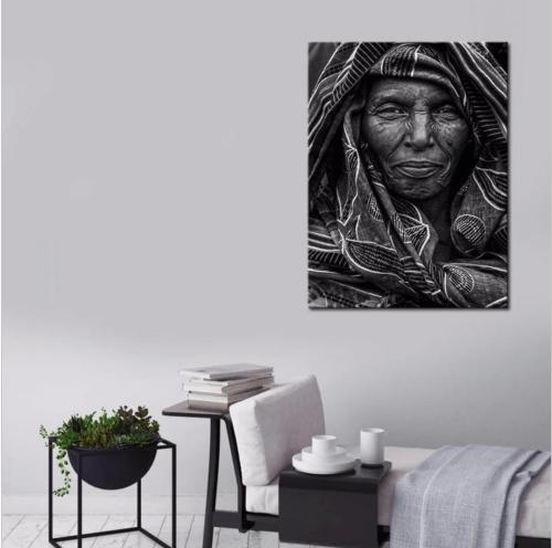 James Treble art tribal photography collaboration