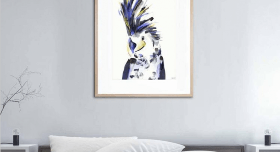 New Collections at United Interiors by UK Artist Green Lili