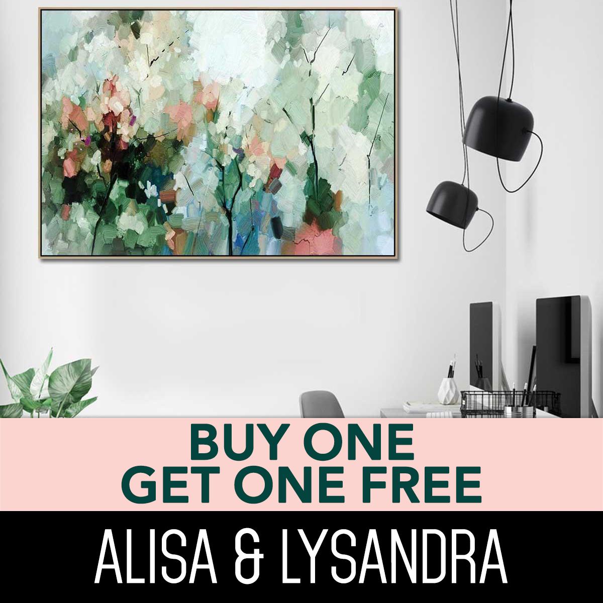 Alisa & Lysandra