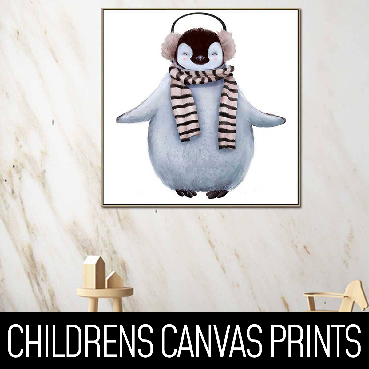 Childrens Canvas Prints