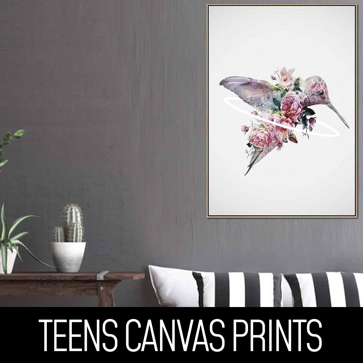 Teens Canvas Prints