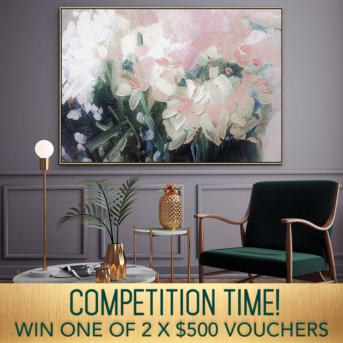 giveaway win united interiors gift voucher