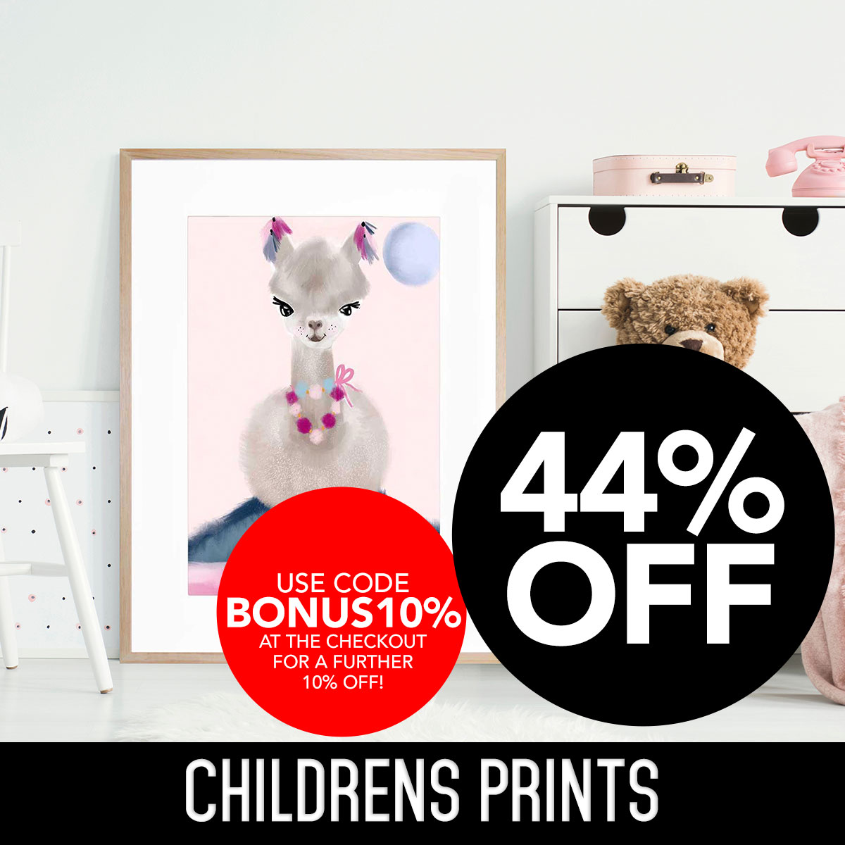 CHILDRENS PRINTS