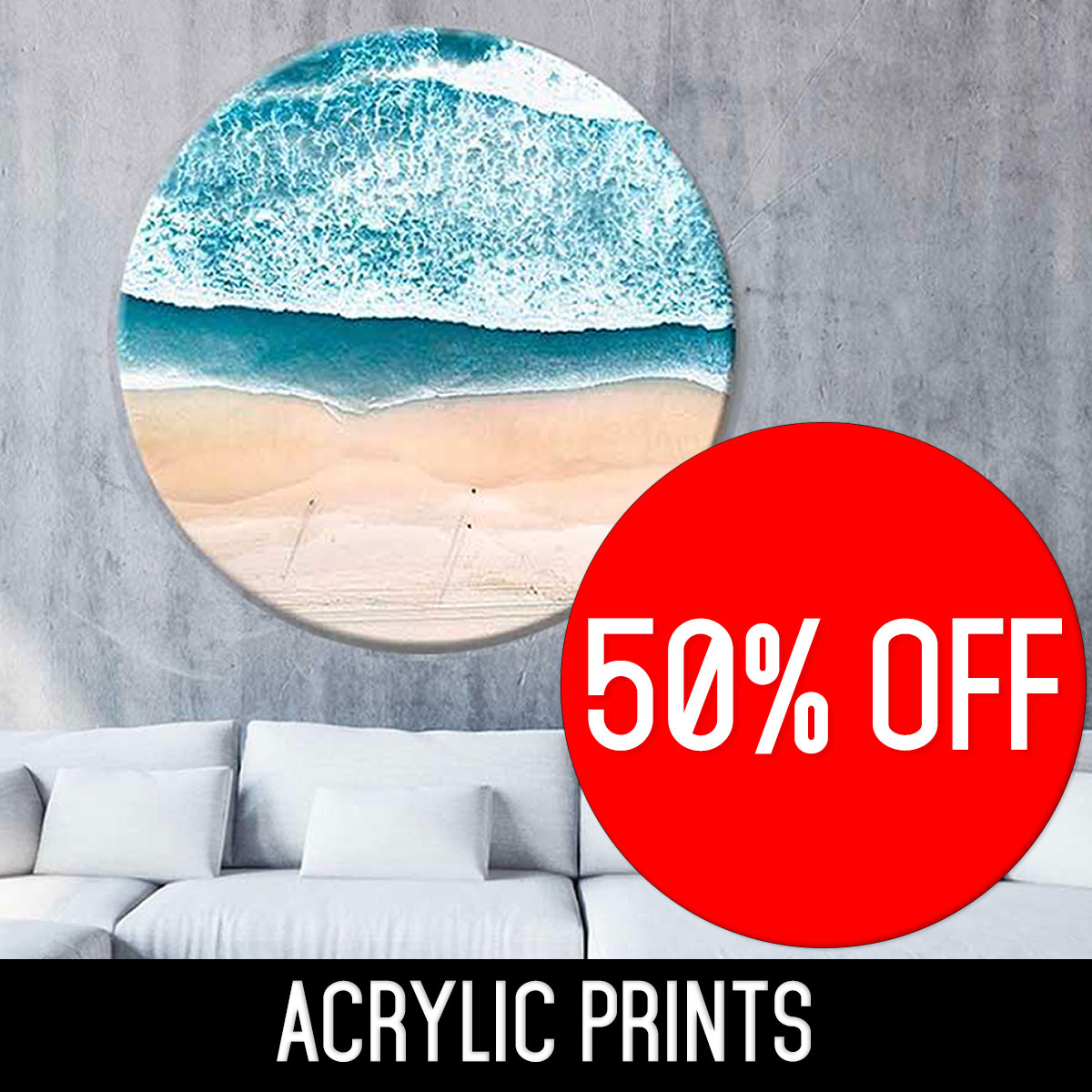 View All Acrylic Prints