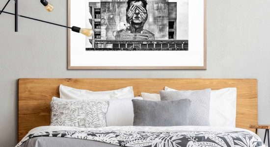Why does size matter? An expert guide on how to choose the right size art for your space