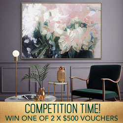 Competition Time! Win One of 2 x $500 Vouchers